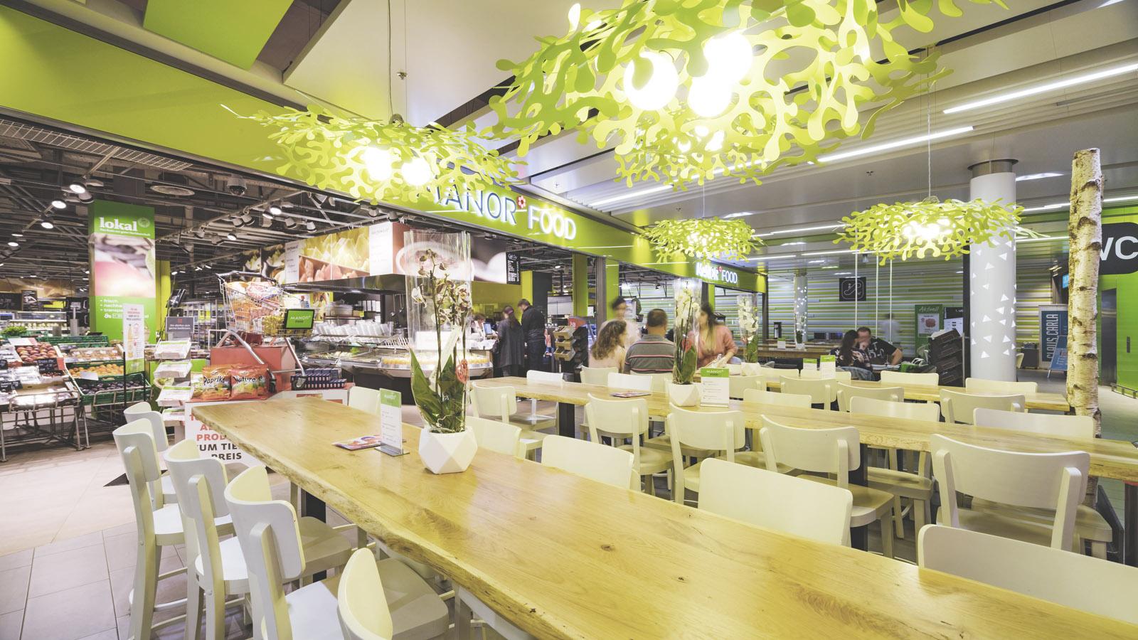 Manor Food im Buecheli Center Liestal